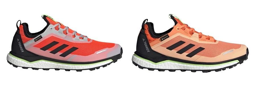 Trailové boty