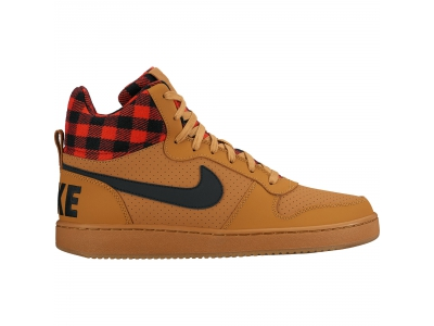 MEN'S NIKE COURT BOROUGH MID PREMIUM SHOE